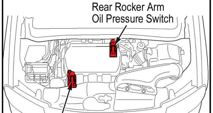 Honda Oil Pressure Switch Tech Tip on Honda High Pressure Fuel Filter