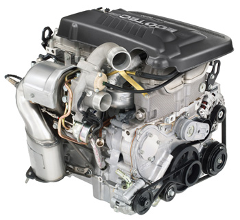 Tech Feature: General Motor's Ecotec 2.0L Turbo Engine