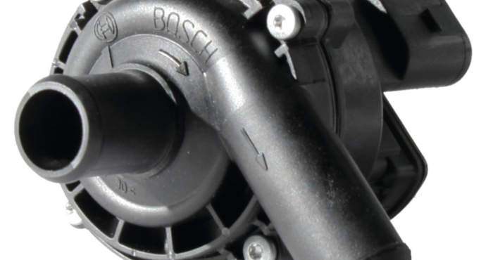 mercedes benz water pump