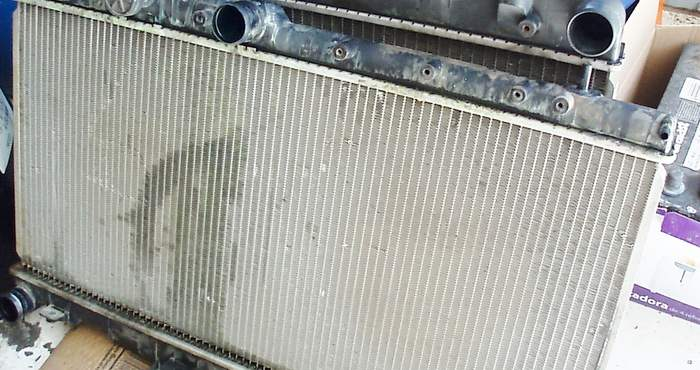 Cooling system signs of failure