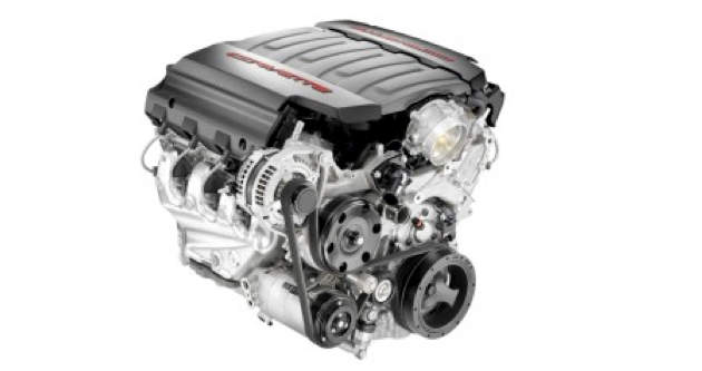 Chevrolet LT1 Engine