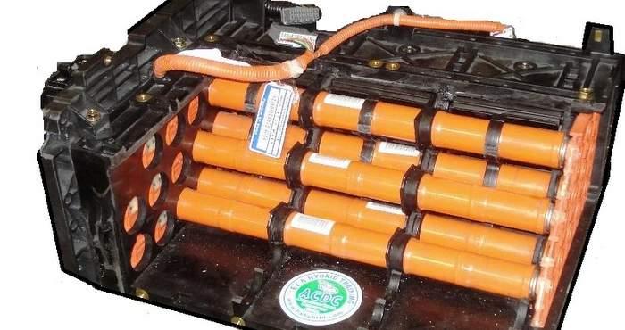 hybrid battery