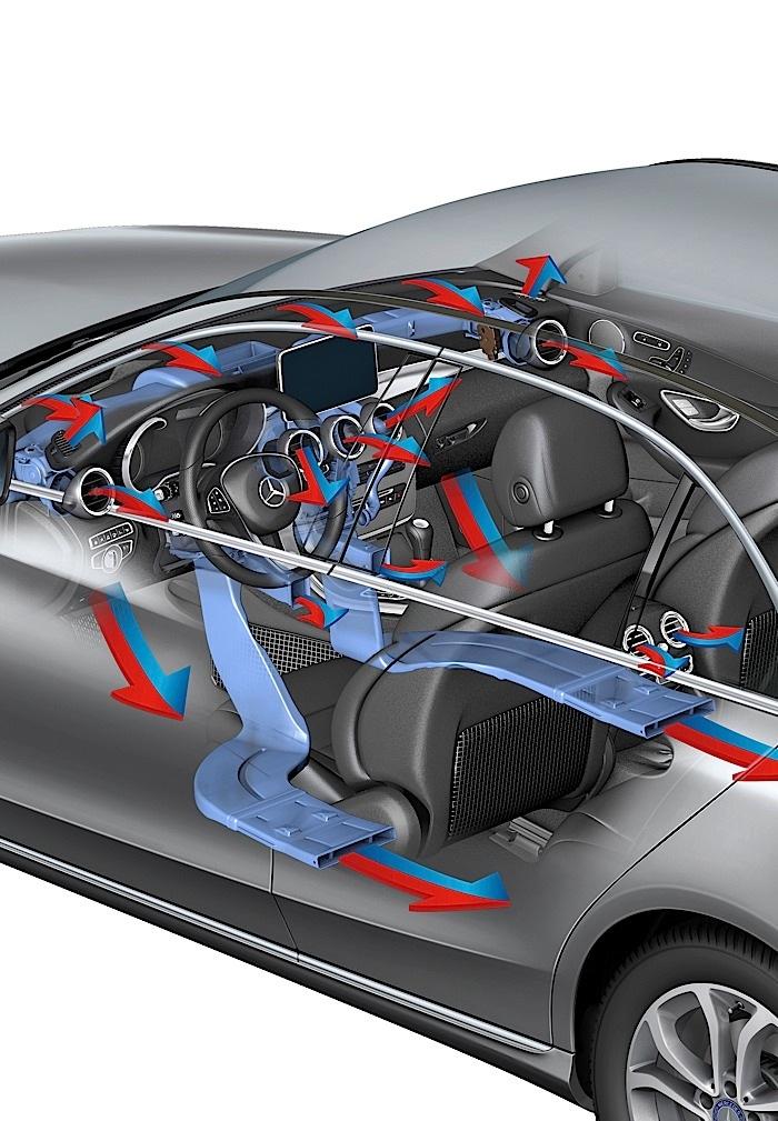 2000 Buick Regal Blend Door Actuator Location