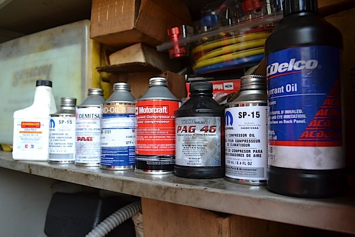 A/C Compressor Oils: Types, Uses And Differences