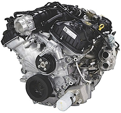 Ford F  Liter Ecoboost Engine