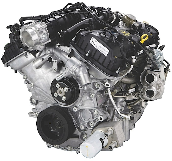 2011 Ford F-150 3.5-liter EcoBoost Engine