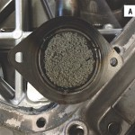 Clogged gasket