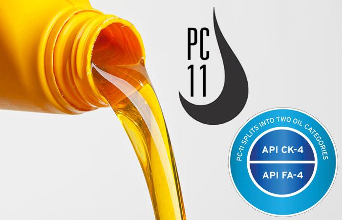 diesel oils pc11