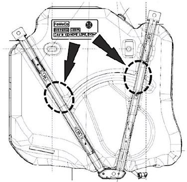 Ford Focus Tech Tip Inaccurate Fuel Gauge Or Distance To Empty