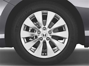 How to reset tire pressure honda accord 2018