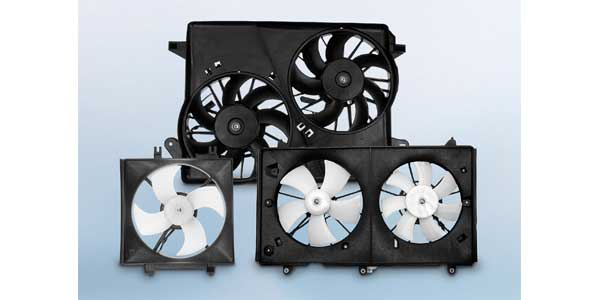 VDO Cooling Fan Assembly Program Delivers OE Fit, Form And