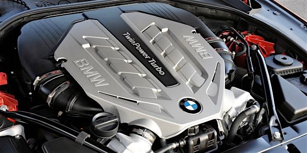 bmw v8 engine oil leaks