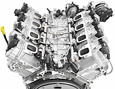 direct injection engine head