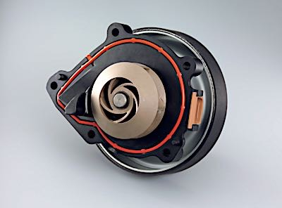 water pump cooling systems
