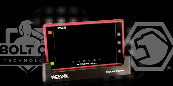 Bolt On Technology Now Integrates With Matco Tools' Maximus