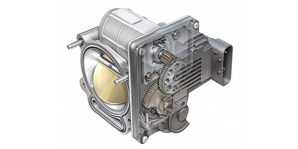 Electronic Throttle Control Diagnostics