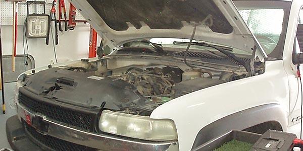 Diagnostic Dilemmas: Snow-Plowing Chevrolet