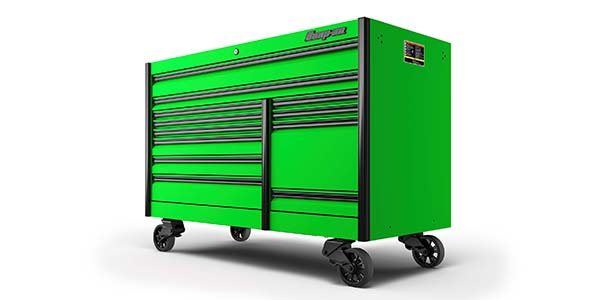 Snap-on Roll Cab Series Includes 2 New Color Options