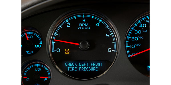 Ford TPMS Service