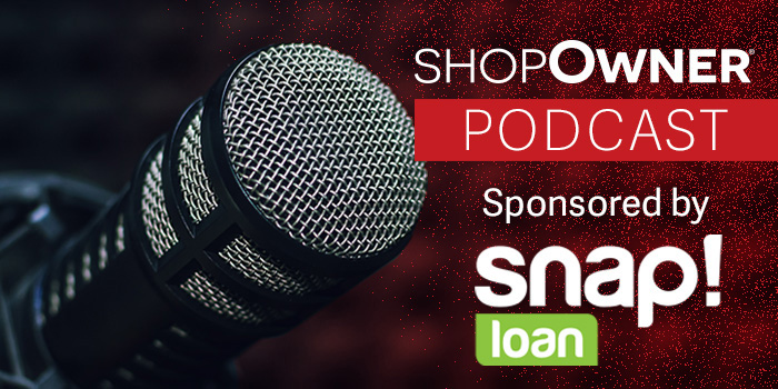 Talking Shop With Shop Owner Podcast