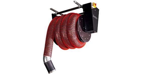 Johndow S Eurovent Heavy Duty Motorized Hose Reel System