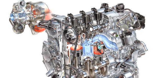 2011 Buick Regal Turbo Bypass Valve Location