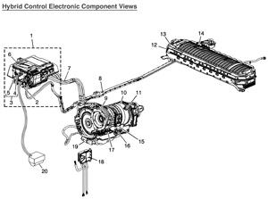 Tech Tip 2008 Chevrolet Tahoe Hybrid Safety Precautions