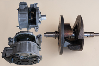 BMW Feature: Understanding Variable-Capacity A/C Compressors