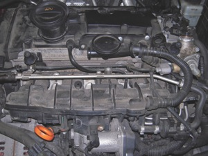 Audi/VW Direct-Injection Issues And Carbon Deposits