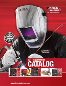 Lincoln Electric Introduces 2017 Equipment Catalog With Enclosed Welding Gear Brochure And Available Online Fast Flip Ebook
